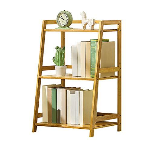 DS- Bibliothèque Bibliothèque - Étagère Simple Présentoir de bibliothèque pour Enfants avec Support de Rangement en Bois && (Taille : 50x40x80cm)