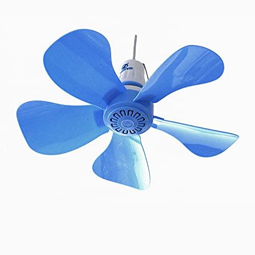 Portable 110V AC gazebo Ceiling fan(diameter 13 inch)