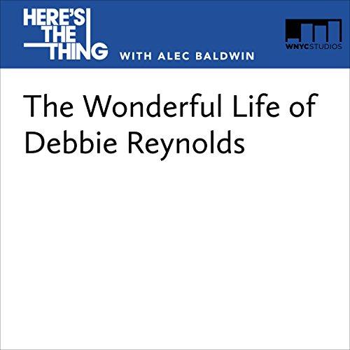 The Wonderful Life of Debbie Reynolds audiobook cover art