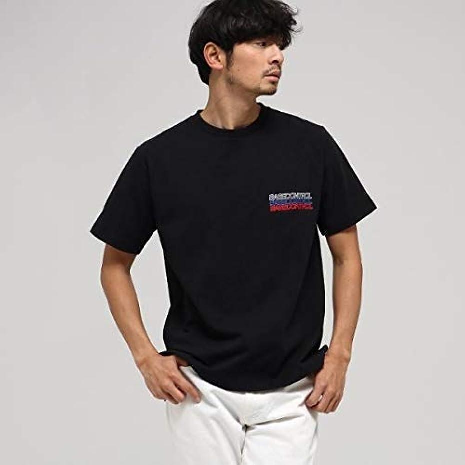 正義パケットキネマティクスベース ステーション(メンズ)(BASE STATION Mens) 【WEB限定】ベースコントロールT 胸トリコ刺繍 半袖Tシャツ