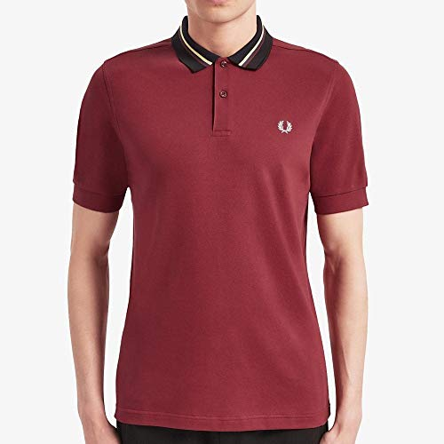 Fred Perry Polo Stripe Collar Homme