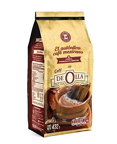CAFE DE OLLA MOLIDO REGULAR 432 G