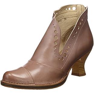 Neosens  Women's S860 Restored Skin Rococo Ankle Boots, Pink (Pale), 5 UK:Abra-sua-mei