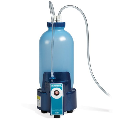 Bel-Art Vacuum Aspirator Collection System; 1.0 Gallon Bottle with Pump (F19917-0150)