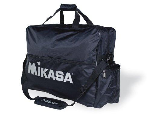 Mikasa Six Ball Multi-Sport Carrying Bag (Black) , 17-1/2inx7inx23'