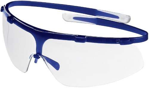 UVEX Schutzbrille super-g farblos