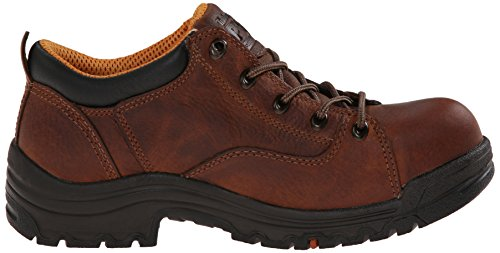 Timberland PRO womens Titana? oxfords shoes, Brown, 8.5 Wide US