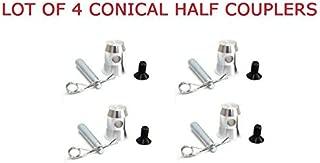 4 Half Coupler - HALF CONICAL COUPLER FOR F31/F32/F33/F34/F44P TRUSS SERIES