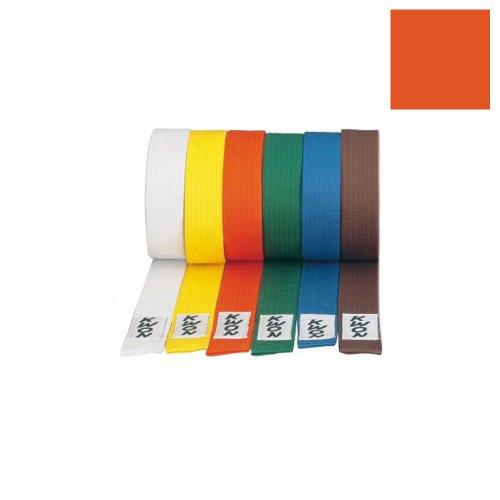 Kwon Kampfsportgürtel, versch. Farben orange 240 cm