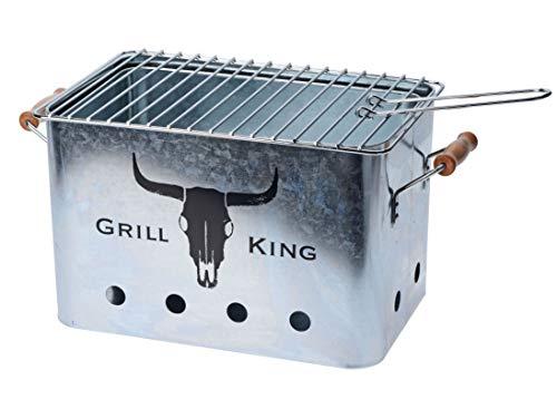 Mini barbecue - Barbecue au charbon de bois