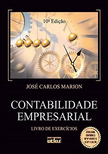 Contabilidade Empresarial (Livro De Exercícios)