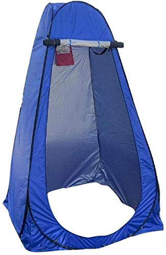 LSZ Tienda portable de la ducha al aire libre, Lluvia Refugio Pop Up de Privacidad Carpa for acampar y Playa  Fácil de configurar, plegable con bolsa de transporte  ligero y robusto Tiendas de campa