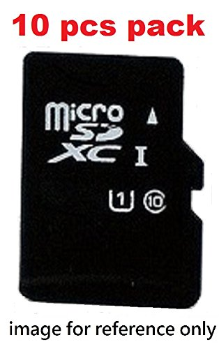 Industrial Grade Micro SD Card, MLC, 16GB, Extended Wide Temperature, 10 pcs: Amazon.es: Electrónica