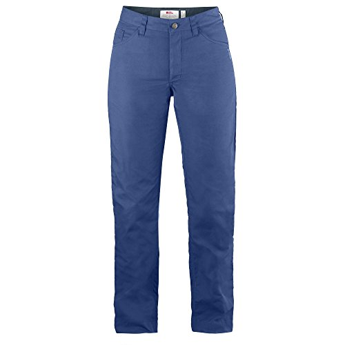 FJÄLLRÄVEN Damen Greenland Lite Jeans W, Deep Blue, 38