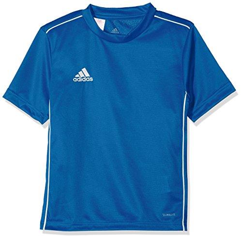 adidas Kinder CORE18 Y Jersey, Blau (bold blau/White), 128