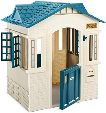 Little Tikes Cape Cottage Playhouse for Kids Outdoor Playset and Indoor Playground for Toddlers product image