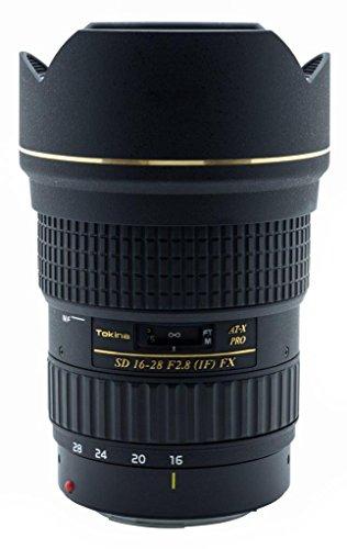 Tokina ATX AF16-28mm f2.8 FX - Objetivo angular zoom
