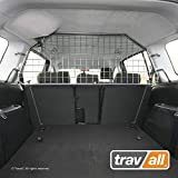 Travall® Guard Hundegitter TDG1204 - Maßgeschneidertes Trenngitter in Original Qualität