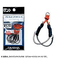 ダイワ(Daiwa) ショアジギングアシストフック ライト シングル4/0 サクサス 釣り針
