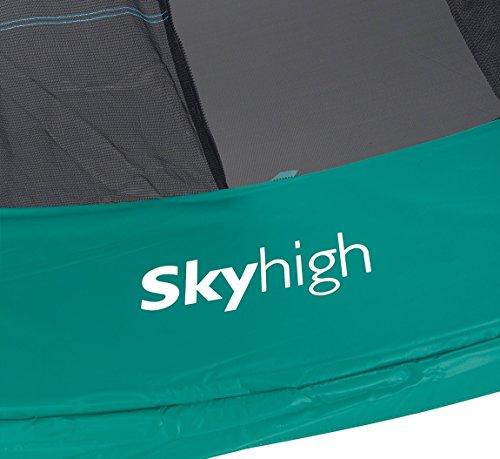 Skyhigh Plus Vervanging Trampoline Surround Pads Extra Dikke Schuim Veiligheid Lente Cover Mat Padding