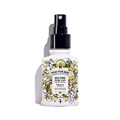 Spritz the bowl before-you-go and no one else will ever know; our most popular scent! original citrus is an uplifting blend of lemon, bergamot and lemongrass natural essential oils The original non-toxic before-you-go toilet spray that stops bathroom...