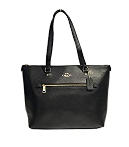 Coach Gallery Tote Black by