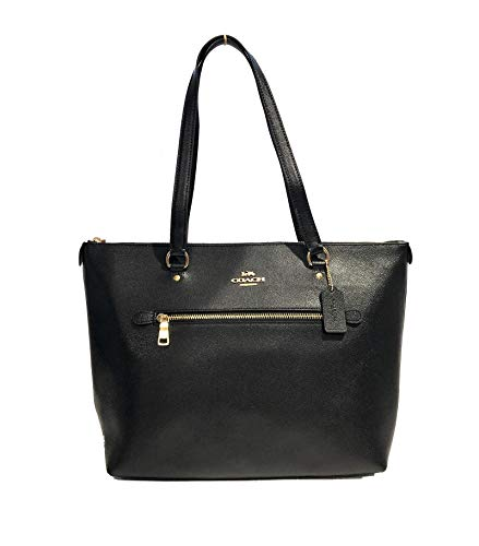 Coach Gallery Tote Black