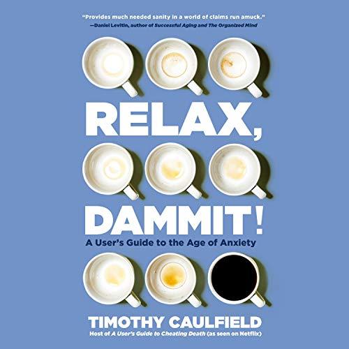 Page de couverture de Relax, Dammit!