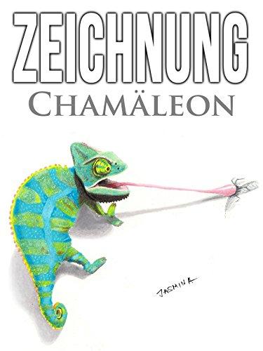 Clip: Zeichnung Chamäleon