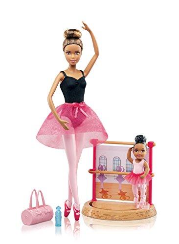 Barbie Carreras de Ballet playset Instructor Morena