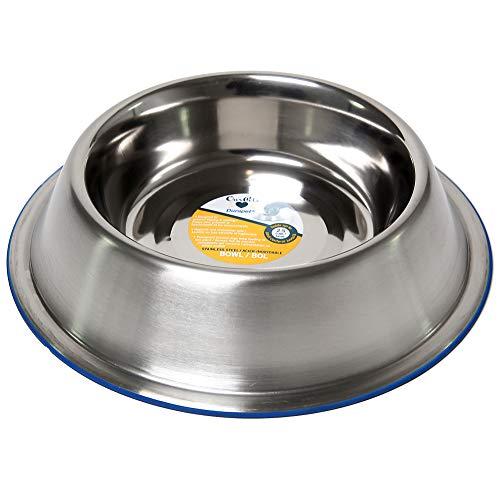 OurPets DuraPet Premium Dishwasher Safe Stainless...