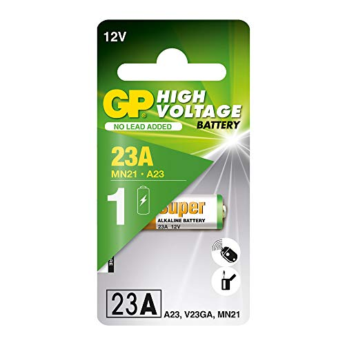GP 23AE-U1 Alkaline Battery MN21 (12V)
