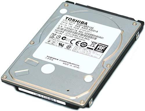 Toshiba MQ01ABD100 1TB 2.5' SATA 3 6GBPS Internal Hard Disk Drive - 5H20L34559 - For ThinkPads, IdeaPads & ThinkCentres