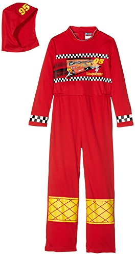IMC Disfraz Cars classic rojo L