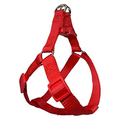 Dog Harness, Premium No Pull Dog Harness for Small Medium Large Dogs, Adjustable Dog Basic Halter Harness, with Durable Nylon Webbing Fabrics