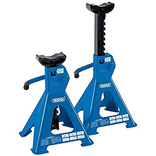 Draper 30878 Ratcheting Axle Stand, 2 Ton ...