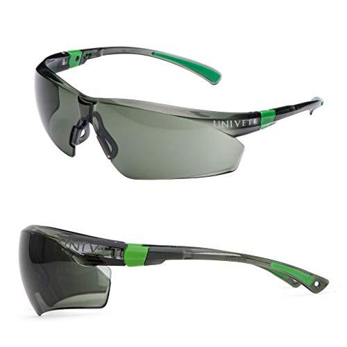 Óculos De Sol Esportivo Ciclismo Corrida Univet Proteção Uv