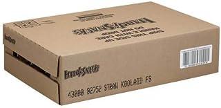Handi Snacks Strawberry Gelatin 4 Pack 12 Case 14 Ounce