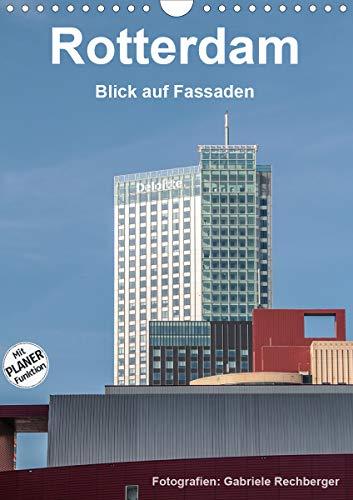 Rotterdam: Blick auf Fassaden (Wandkalender 2021 DIN A4 hoch)