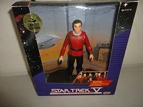 Star Trek The Final Frontier Limited Edition Dr. Leonard Bones McCoy Chief Medical Officer Action Figure