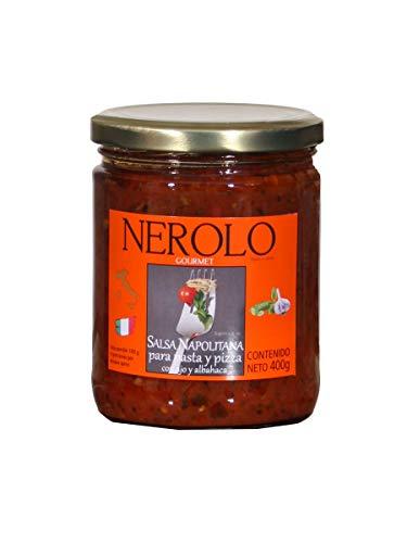 Salsa Para Pizza marca NEROLO