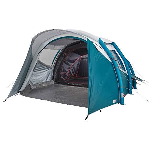 QUECHUA Air Secondes 5.2XL Fresh & Noir Tente de Camping | 5Man
