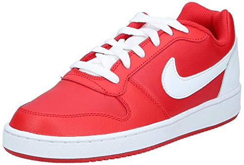 Nike Herren Ebernon Low Basketballschuhe, Rot (University Red/White 000), 44.5 EU