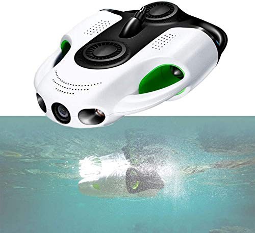 aipipl 4 Underwater Drone, 4K HD Lens, 100m Deep Underwater Photography, 130 deg; Wide-angle Motion, Submarine Entertainment, Exploration, Inspection, Aquaculture Inspection