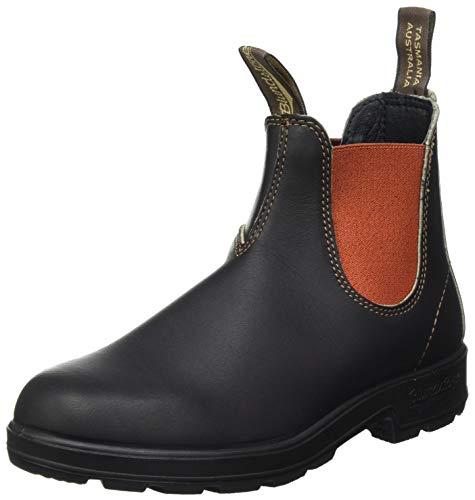 BLUNDSTONE Unisex Original 500 Series Chelsea Boot, Brown/Terracotta, 38 EU