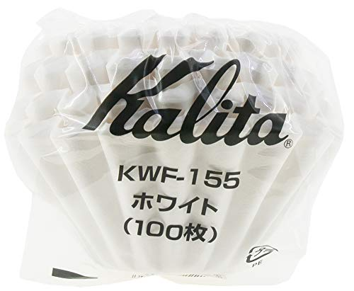 Kalita: Wave Series Wave Filter KWF-155 [1-2 persons] White , 100 sheets 22213