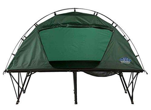 Kamp-Rite Compact Tent Cot XL Size w/Rain Fly by Kamp-Rite