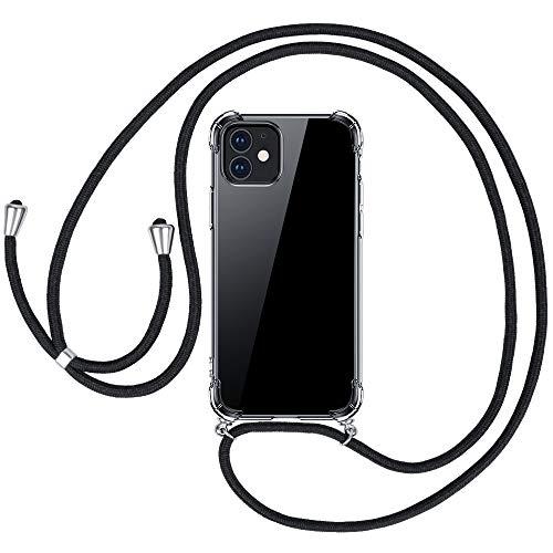 omitium Handykette Handyhülle Kompatibel mit iPhone 12/12 Pro (6,1