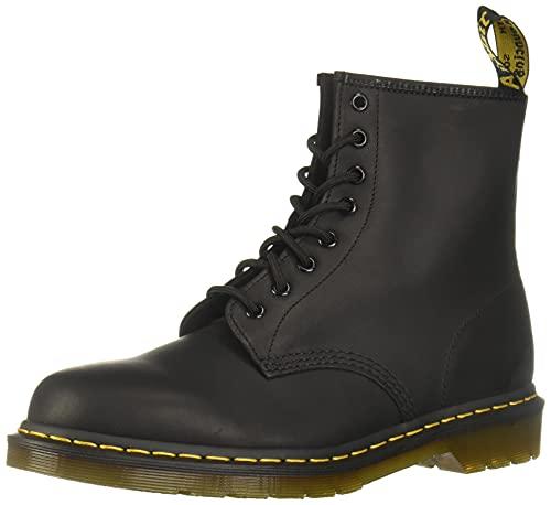 Dr. Martens 1460Z DMC G-B, Unisex-Erwachsene Combat Boots, Schwarz (Black), 42 EU (8 Erwachsene UK)