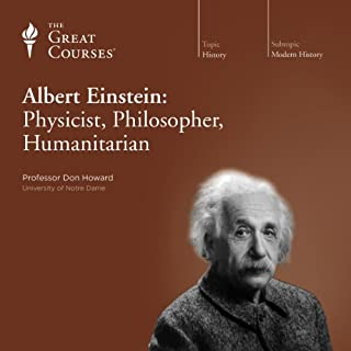 Albert Einstein: Physicist, Philosopher, Humanitarian audiobook cover art